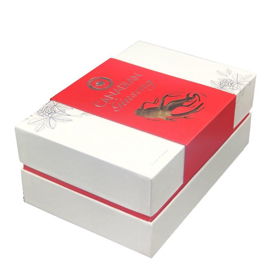 Nhân Sâm Canada SilverLife Nguyên Củ Premium Hộp 250g